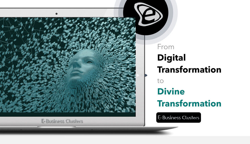 From Digital Transformation to Divine Transformation Blog - Rianna Chaita