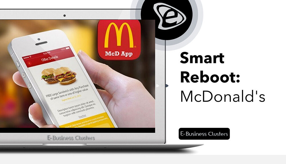 Smart Reboot : McDonald's Blog - Rianna Chaita